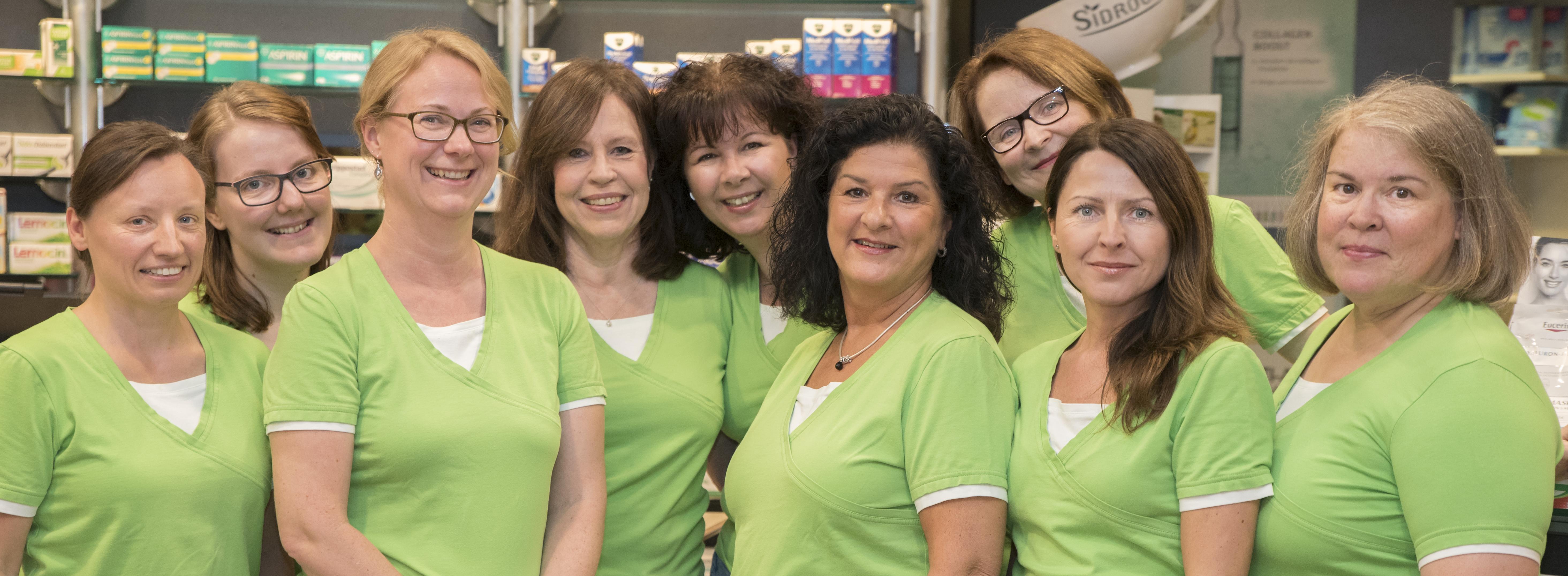 Team Apotheke am Fasanenkrug